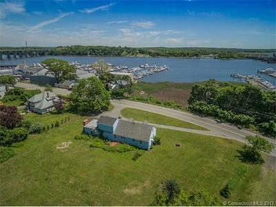 Old Saybrook Single Family Home For Sale: 127 Ferry Road