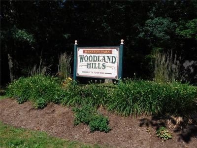 Branford Condo/Townhouse For Sale: 74 Hampton Park #74