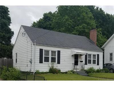 Hamden Single Family Home For Sale: 121 4th Street