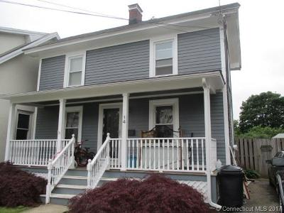 West Haven Single Family Home For Sale: 14 Hine Street