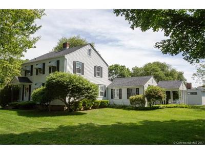Old Saybrook Single Family Home For Sale: 62 Lynde Street