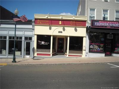 Commercial Lease For Lease: 186 Center Street