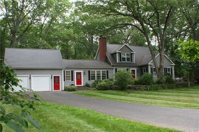 Old Saybrook Single Family Home For Sale: 22 Monk Road