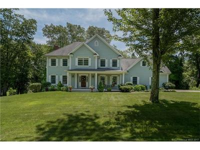 Old Saybrook Single Family Home For Sale: 5 Parkman Place