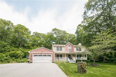 Groton Single Family Home For Sale: 1541 North Road