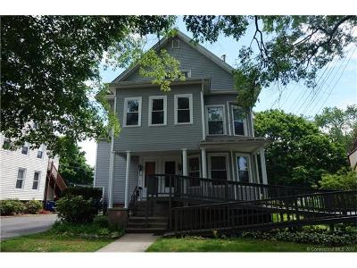 New Haven Multi Family Home For Sale: 551 Townsend Avenue