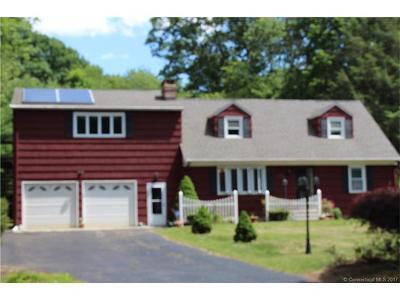 Hamden Single Family Home For Sale: 1173 Main Street