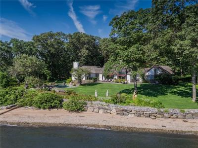 Old Saybrook Single Family Home For Sale: 41 Otter Cove Drive