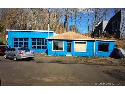 Meriden Commercial For Sale: 926 Hanover Road