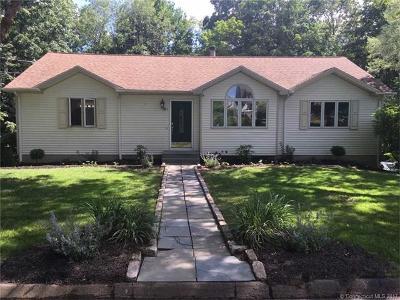 Hamden Single Family Home For Sale: 9 Monroe Street