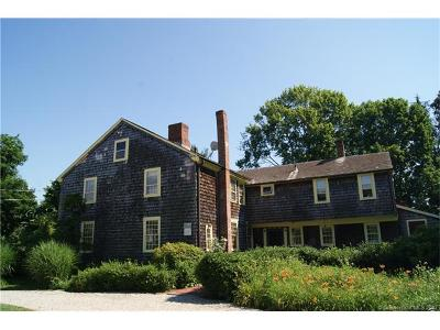 Old Saybrook Single Family Home For Sale: 11 Forest Glen Road
