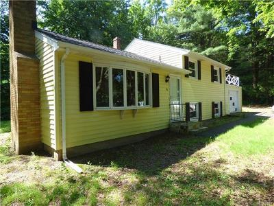 Single Family Home For Sale: 20 Mohican Lane