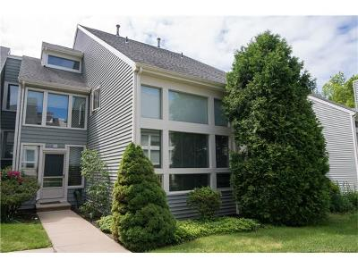 Branford Condo/Townhouse For Sale: 174 Turtle Bay Drive #174