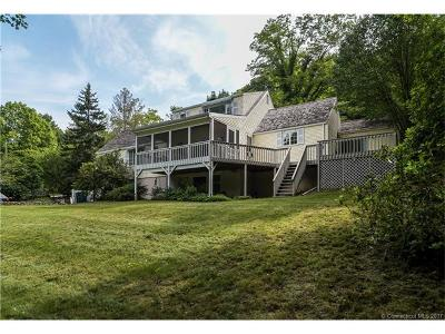 Old Lyme Single Family Home For Sale: 110 Neck Road