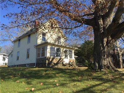 Westbrook Single Family Home For Sale: 1444 Boston Post Road