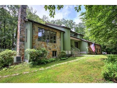Naugatuck Single Family Home For Sale: 266 Andrew Mountain Road
