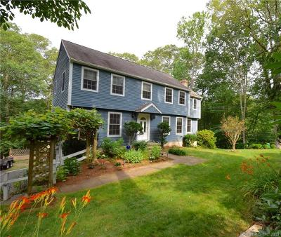 Old Saybrook Single Family Home For Sale: 21 Beaver Dam Trail
