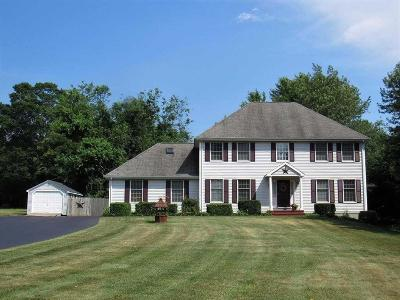 Wallingford Single Family Home For Sale: 812 North Farms Road