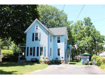 Milford CT Multi Family Home For Sale: $259,000