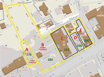 Norwich Residential Lots & Land For Sale: 184 North Main Street