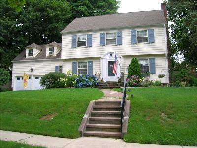 Hamden Single Family Home For Sale: 5 Spring Glen Terrace