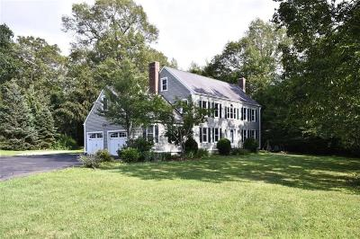Essex Single Family Home For Sale: 6 Pine Lake Road