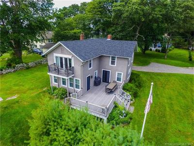 Old Lyme Single Family Home For Sale: 21 Edge Lea Road