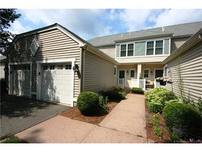 Hamden Condo/Townhouse For Sale: 39 Ives Street #503