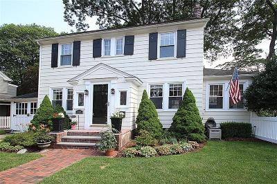 Hamden Single Family Home For Sale: 140 Thornton Street