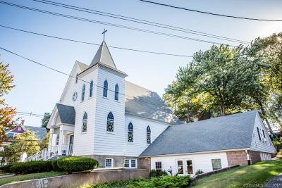 Wallingford Commercial For Sale: 164 So. Whittlesey Avenue