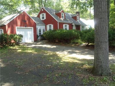North Haven Single Family Home For Sale: 471 Clintonville Road