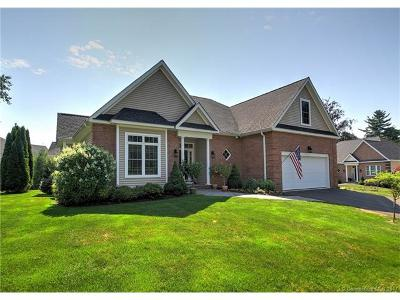 Cheshire Single Family Home For Sale: 2 Stonegate Circle