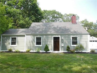 North Haven Single Family Home For Sale: 45 Thorpe Street