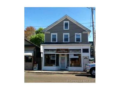 Wallingford Commercial For Sale: 31 Hall Avenue