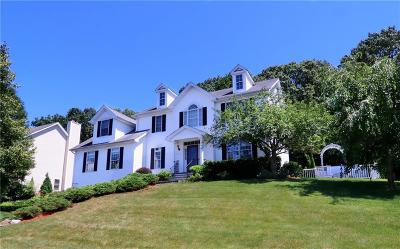 Milford CT Single Family Home For Sale: $579,000