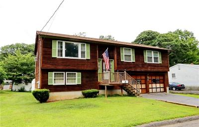 Milford CT Single Family Home For Sale: $274,900