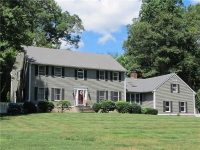 Hamden Single Family Home For Sale: 12 Joyce Road