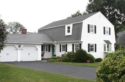Old Saybrook Single Family Home For Sale: 6 Muffin Place