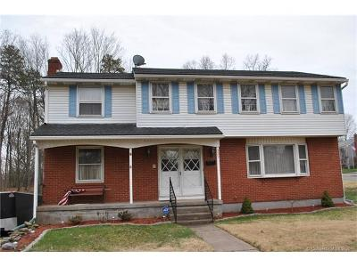 Manchester Single Family Home For Sale: 332 Woodland Street
