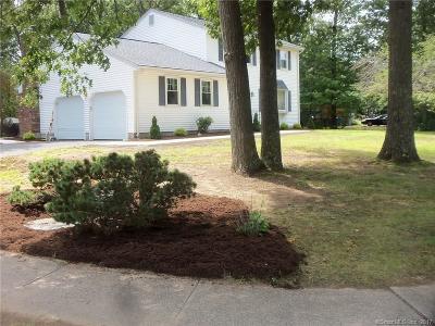 Bristol Single Family Home For Sale: 164 Minnesota Lane