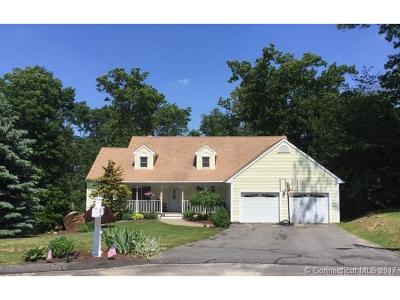 Plymouth Single Family Home For Sale: 61 Orchard Street