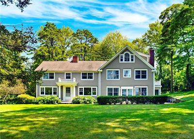 Darien Single Family Home For Sale: 29 Contentment Island Road