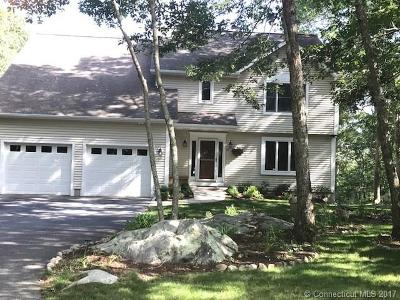 Waterford Single Family Home For Sale: 69 Fog Plain Road
