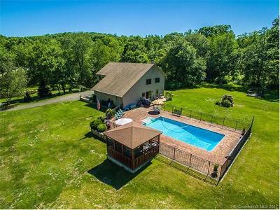 Bethlehem Single Family Home For Sale: 101 Long Meadow Road