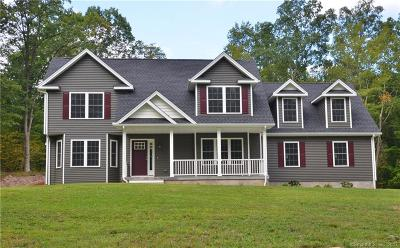 Southbury Single Family Home For Sale: 323 Kuhne Road