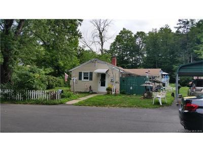 Naugatuck Single Family Home For Sale: 439 Prospect Street