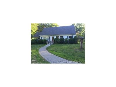 Wolcott Single Family Home For Sale: 148 County