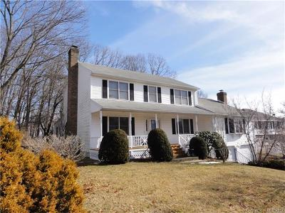 Waterbury Single Family Home For Sale: 52 Crest Street