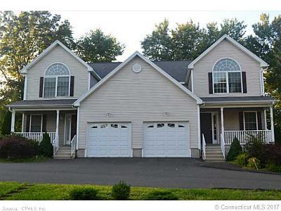 Waterbury Condo/Townhouse For Sale: 232 Wesley Street #2