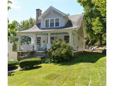 Middlebury Single Family Home For Sale: 1157 Straits Turnpike